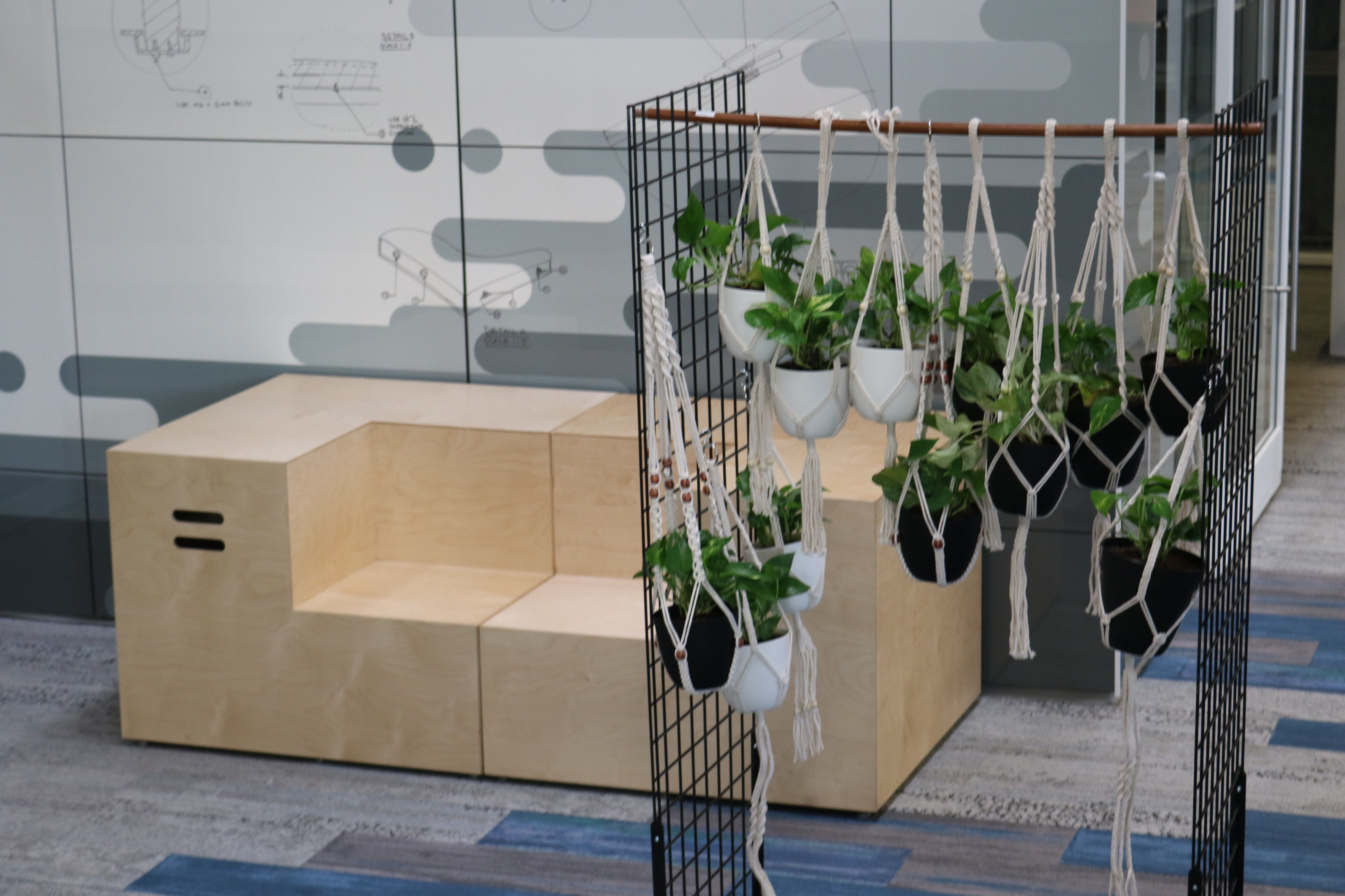 NeoCan't provided an intimate setting to showcase some of the industry's latest trends, such as biophilia and the need for respite.
