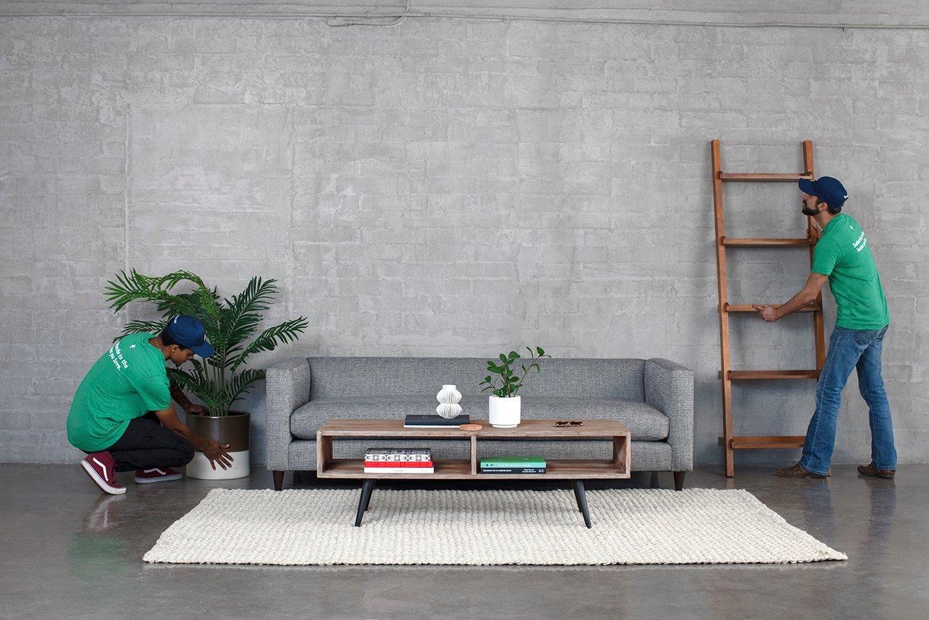 Fernish rental furniture with full service