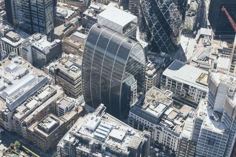 MACE project managed London's 70 St Mary Axe with blockchain.