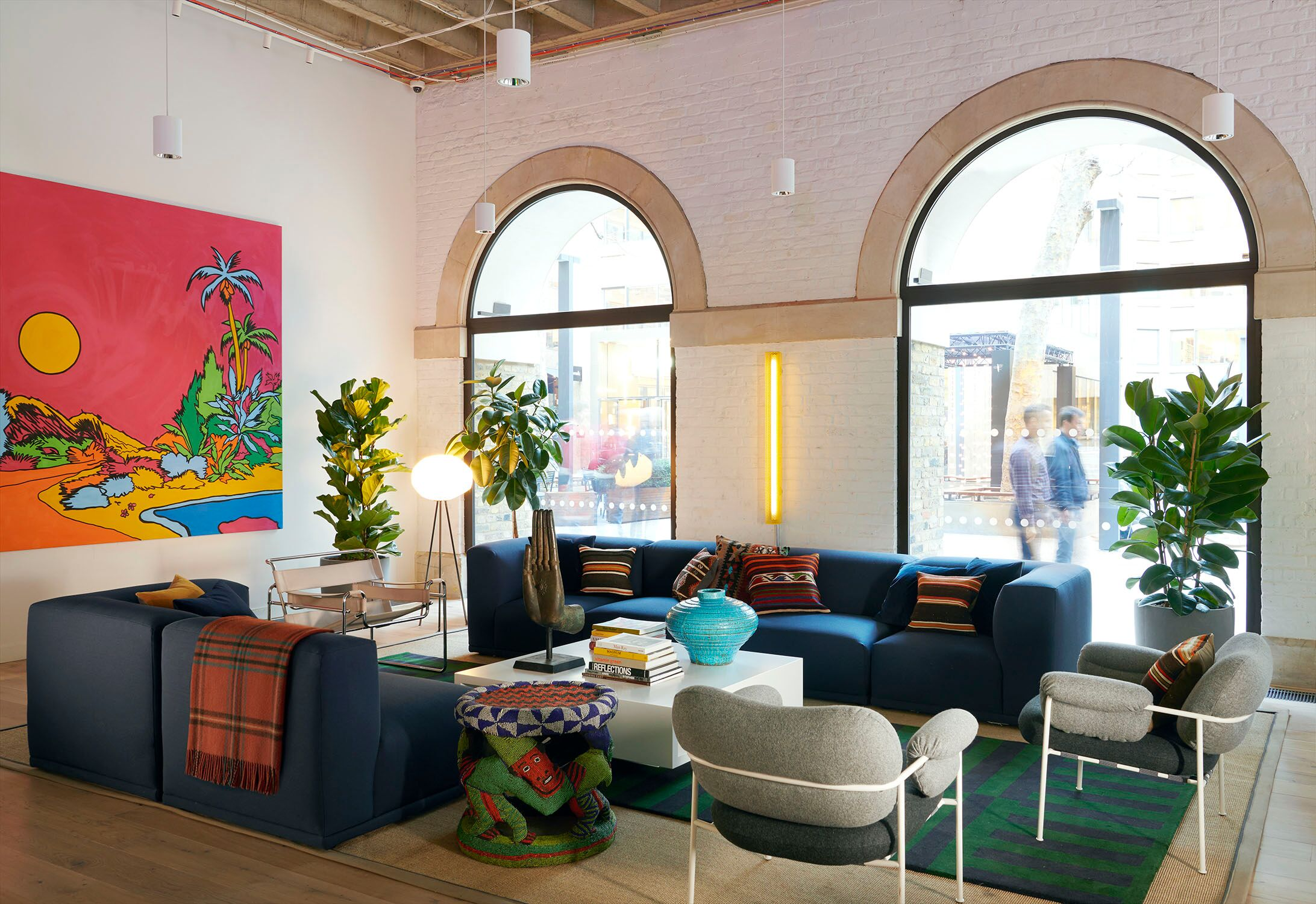 Clients want more deliverables on shorter timelines. Designers must readjust their work styles to compensate. Image credit: WeWork