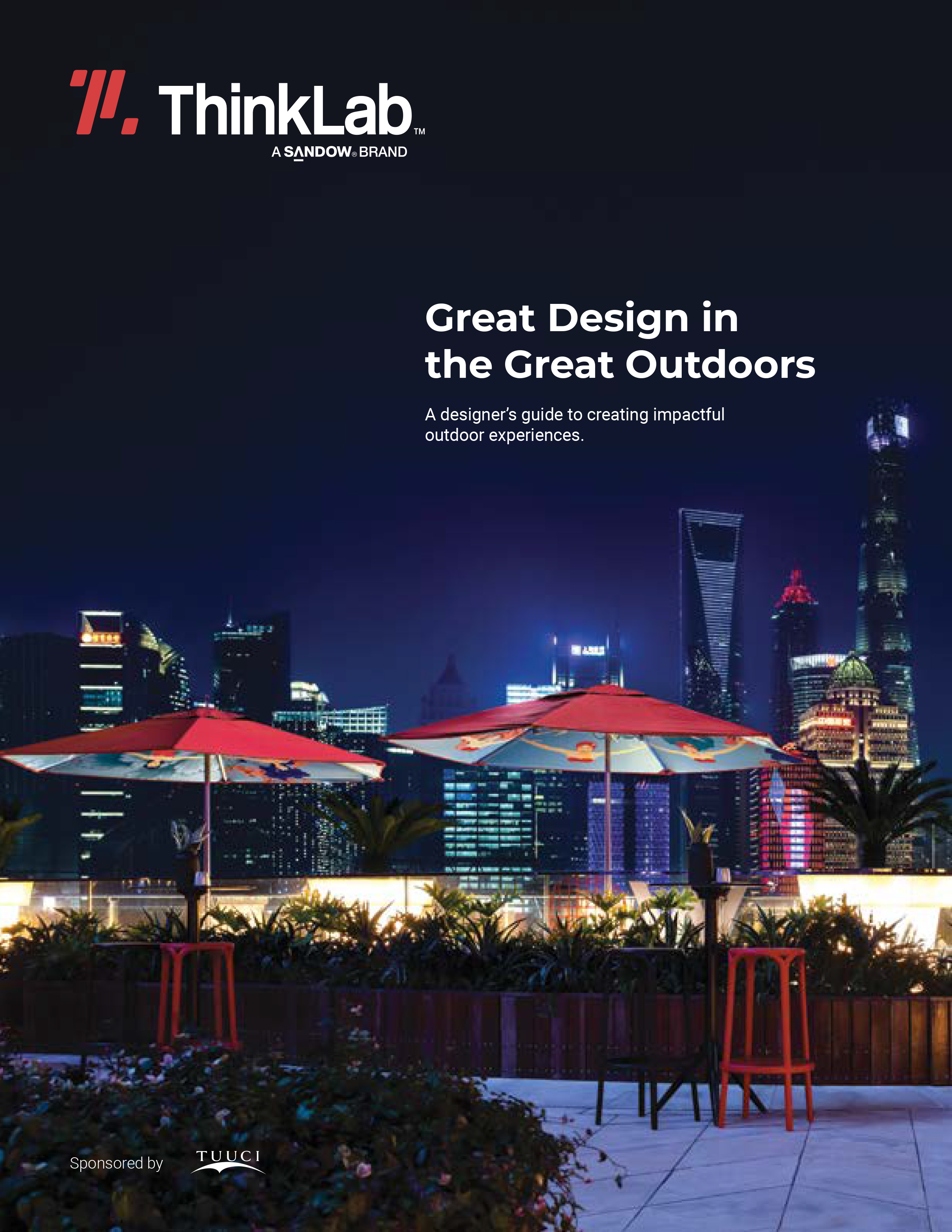 Great Design in Great Outdoors_Full Report Cover