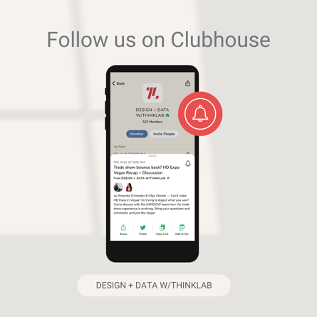 ThinkLab Events on Clubhouse