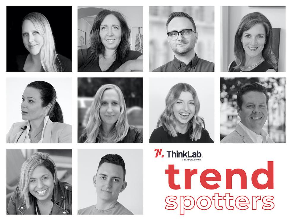 ThinkLab Trendspotters at NeoCon 2021
