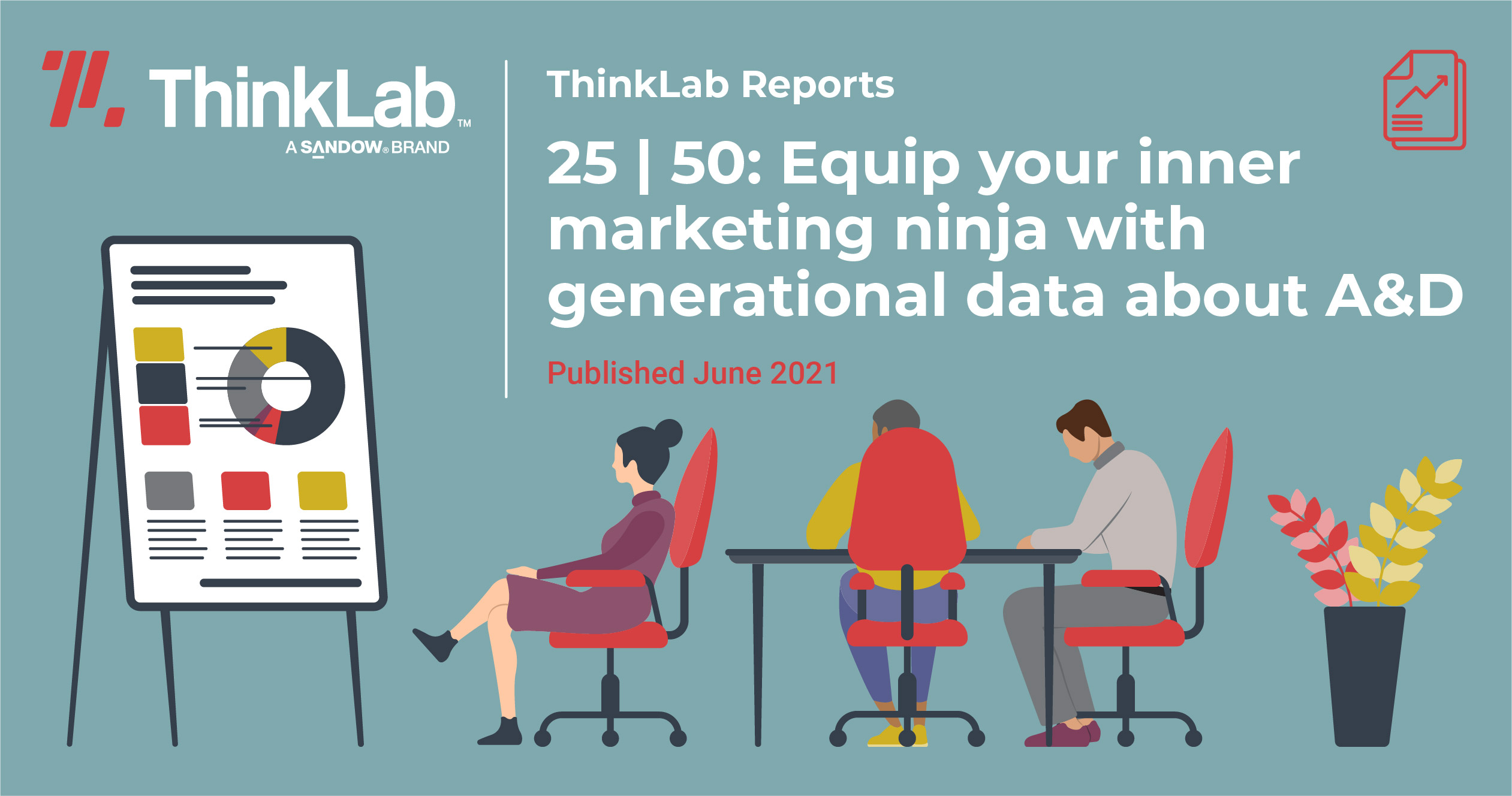 ThinkLab Report: Generational Data for the Commercial Interior Design Industry