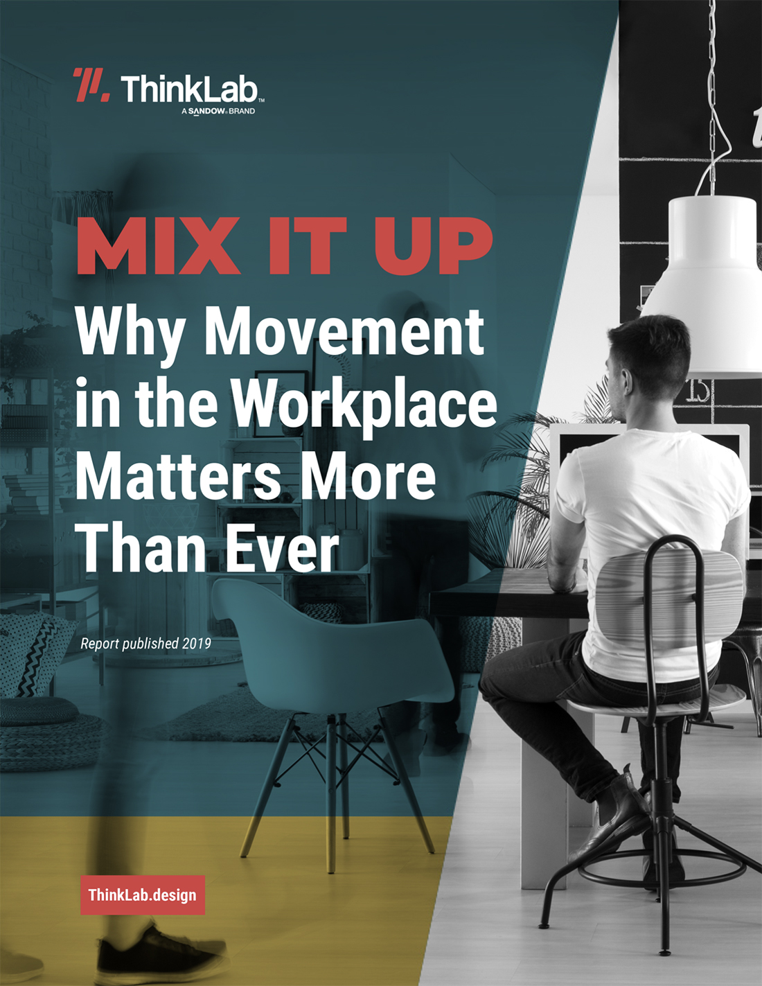 Mix it Up: Why Movement in the Workplace Matters More Than Ever