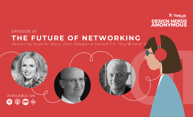 DNA Podcast – The Future of Networking in the Design Industry