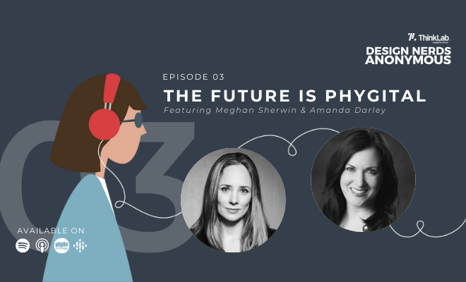 DNA Podcast – The Future is Phygital in the Design Industry